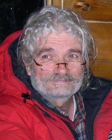 Dave Lacey portrait