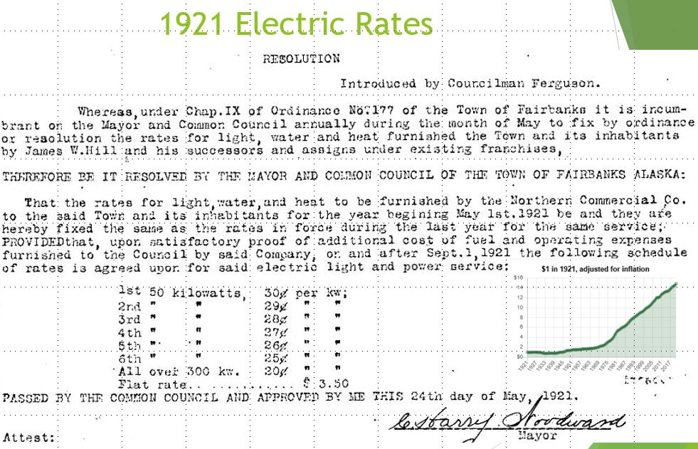1921-electricity-rates-Fairbanks-Alaska